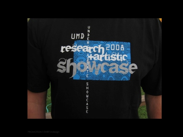 Undergraduate Research Opportunities Showcase T-Shirt