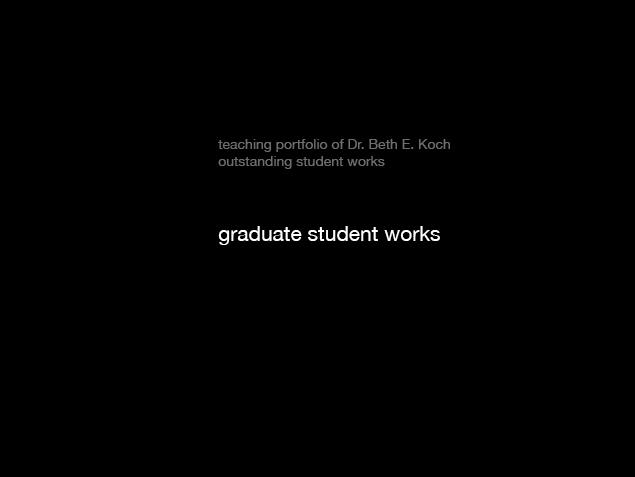Koch_Student's Work_undergrad+grad31